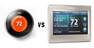 Honeywell Wi Fi Advantages Over Nest Learning Thermostat Honeywell Wifi Thermostat Best Wifi Nest Thermostat