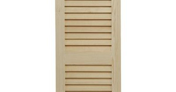 Exterior Louvered Shutters Set Of 2 Louvered Shutters Shutters Wooden Shutters