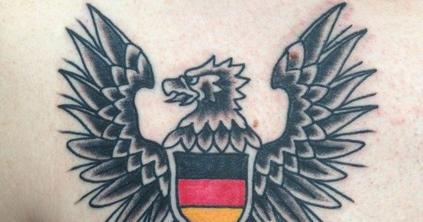 german eagle tattoo - Google Search | Tattoos for me ...