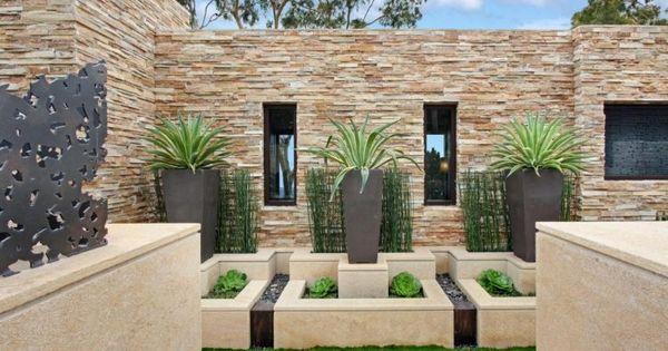 Terrasse et jardin idees amenagement deco exterieure plantes pot 750 500 jardins - Terrasse jardin pinterest strasbourg ...