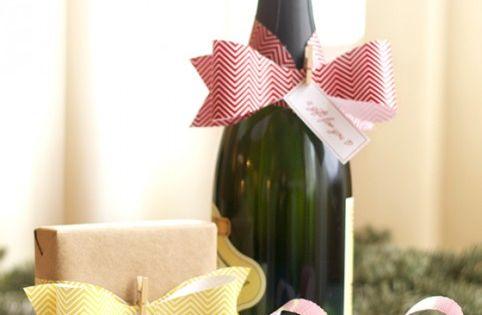 Id e noel paquet cadeau original noeud bow mademoiselle cereza blog d 39 inspirations mariage - Paquet jardin deco noel nancy ...