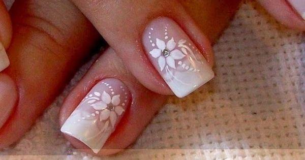 Decoracion de u as para matrimonio decoraci n de u as en gel porcelana o acrilico villaverde - Decoracion unas porcelana ...