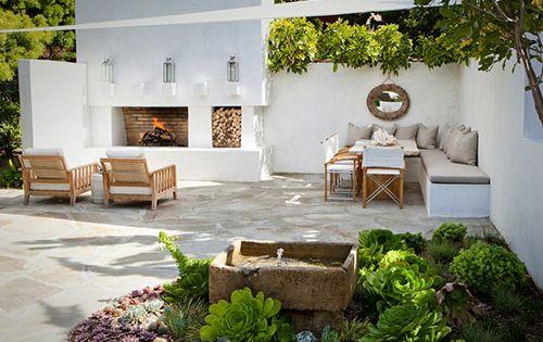 Leuke Tuin Idee 235 N Huis Inrichten Terrace Living Room