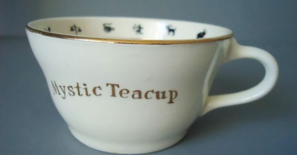 fortune telling tea cup instructions