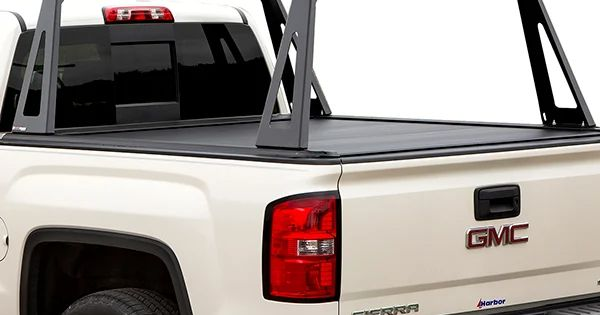 Pace Edwards Elevated Truck Bed Rack System Read Reviews Free Shipping In 2020 Truck Bed Racking System Tonneau Cover