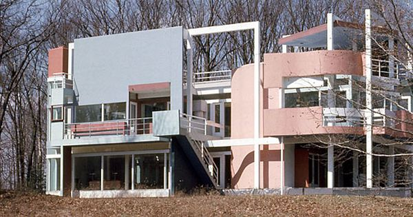 Architect Michael Graves' Snyderman House (1972). Fort ...