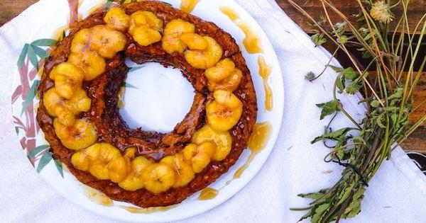 Banana Cream Cheese Sammie Recipe — Dishmaps