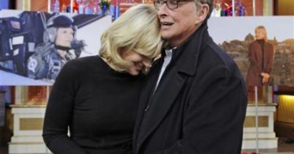"""Mike Nichols on Diane Sawyer: """"In 25 years, she has never said,"""