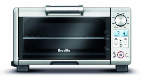 Ratingle Reviews The Breville Bov450xl Mini Smart Oven 4 5 Stars Smart Oven Breville Toaster Oven Toaster Oven Reviews