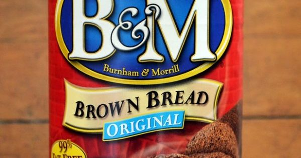 B&M Brown Bread was a Saturday night staple for many New Englanders.   Nostalgic New England ...