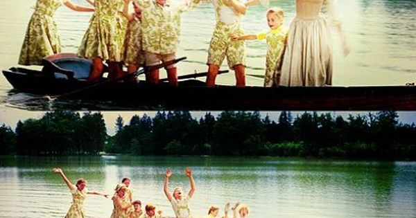 Sound of Music, I grew up watching this movie and I never