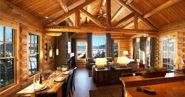Interior casas prefabricadas de madera buscar con google - Interiores de casas prefabricadas ...