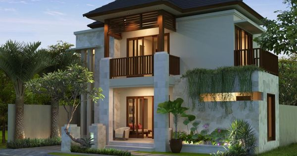 model rumah tingkat idaman minimalis http www