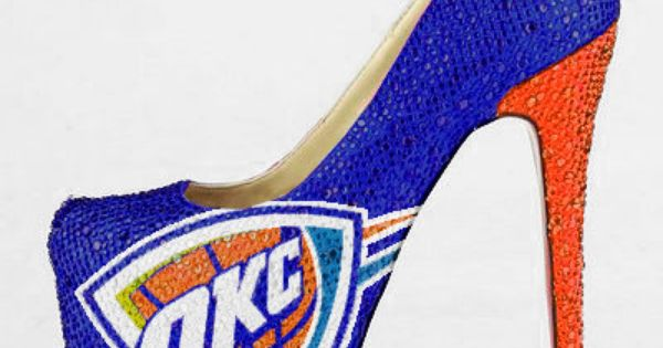 #fashion heels shoes pumps stilettos OKC okcthunder