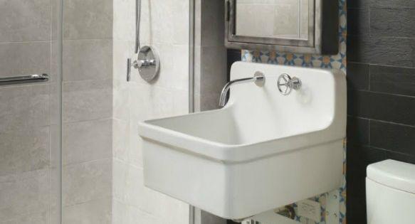 20 bathroom designs with vintage industrial charm ba o for Banos vintage industrial