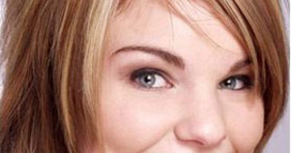 hairstyles for fat faces womens rounding medium