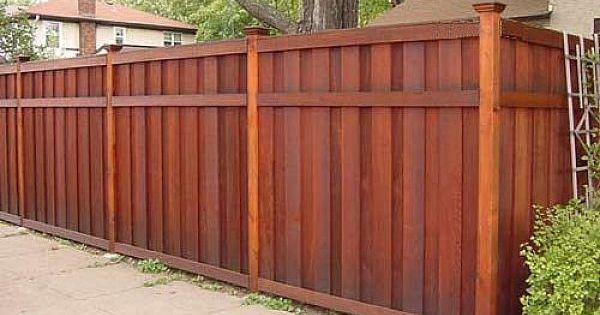 Simple Cedar Gate Designs Outdoor Privacy Fence Designs