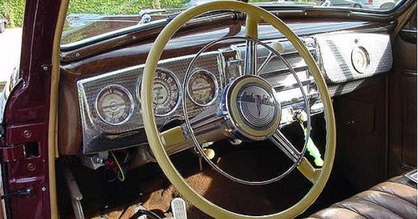 1941 Buick Buick Car Rover Dashboard Car