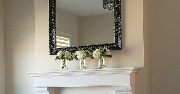 Timeless beauty fireplace mantel hand made by dekko for Timeless fireplace designs
