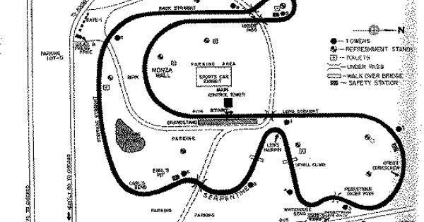 meadowdale international raceway was a 3 27 mile track