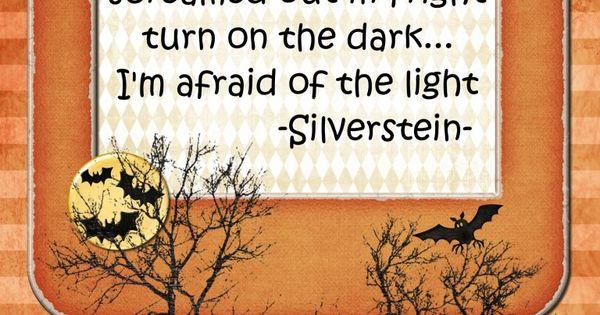 Shel Silverstein Halloween: Cards, Crafts & Inspiration...