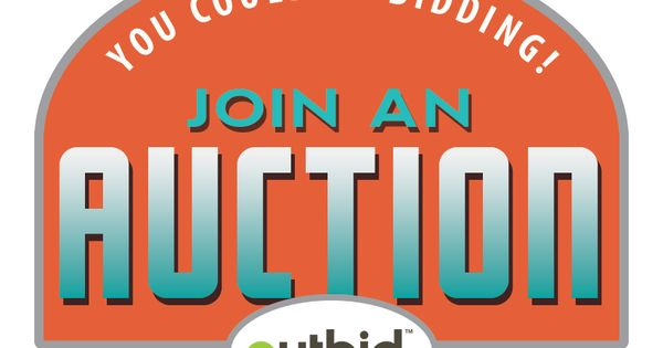 Rsvp And Join An Auction Today Www Outbid Com Auction