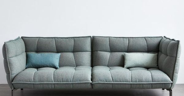Husk Sofa By B B Italia Master Meubel Design Meubelen En Interieur Inrichting Master Meubel