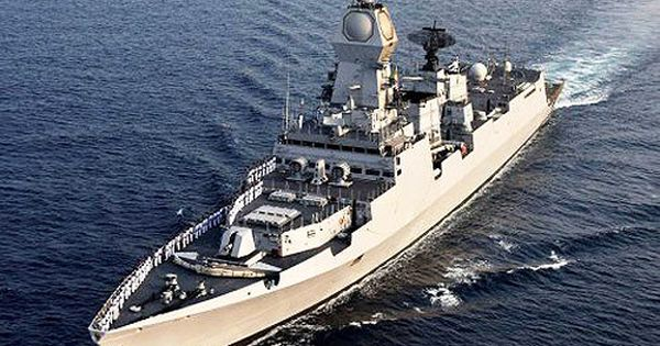 Image The Indian Navy Will Launch Its Second Project 15b Visakhapatnam Class Military Indian Navy Photography