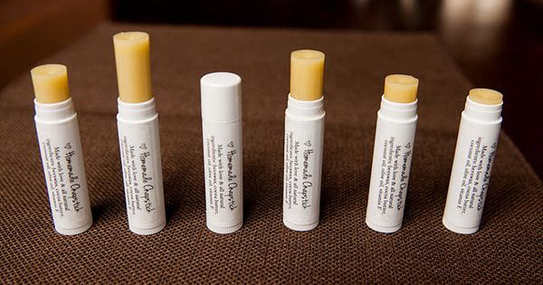 Homemade Chapstick?! Gotta try this! rambly blog: Lesson 144 The Best Gifts
