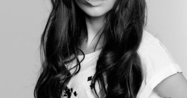 Cher Lloyd long hair