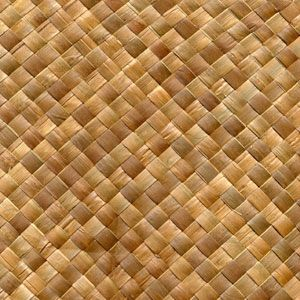 Whole Matting Bamboo Wall Covering