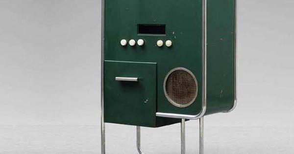 Bang & Olufsen radio, 1934 design junk Pinterest