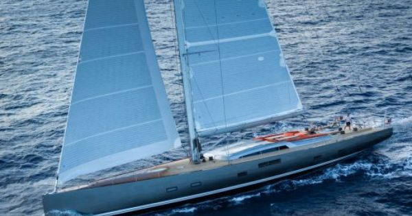 Nikata A New Baltic 115 With Top Speed Of 28 Knots Yelken