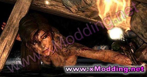 tomb raider women nude pics