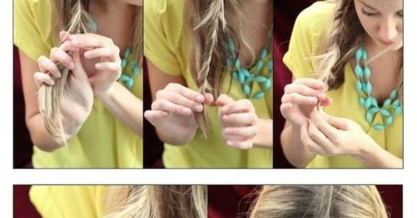hairstyles tutorial: How To Trim Split Ends