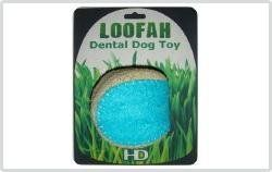 All Natural Loofah Dental Toy Ball Large Learn More By Visiting The Image Link This Is An Amazon Affiliate Lin Dog Toy Ball Organic Pet Products Dog Toys