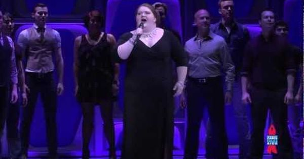 Broadway Backwards 7 Finale I Am What I Am Youtube The Last Ship Theatre Life Broadway
