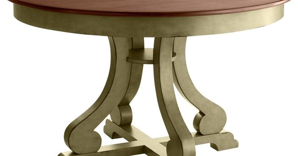 Marchella Sage Round Dining Table Round dining table and  : 6890bc3fffbe03c66525864d5460b44f from www.pinterest.com size 600 x 315 jpeg 17kB