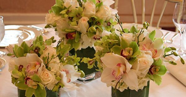 Orchid bouquet - Weddings : Philippa Tarrant Floral Design