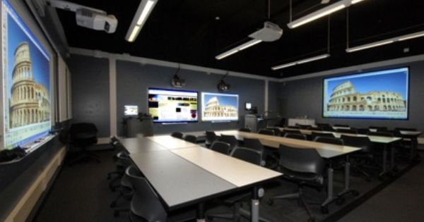 Rethinking Classroom Design ~ Rethinking the community college classroom experience
