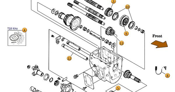 22166223145261647 on Jeep Transmission Parts Diagram
