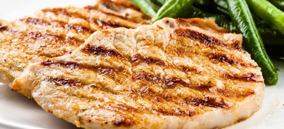 Easy Foreman Grill Pork Chops Easy Recipe Depot Recipe Easy Pork Chop Recipes Pork Chop Recipes Grilling Recipes
