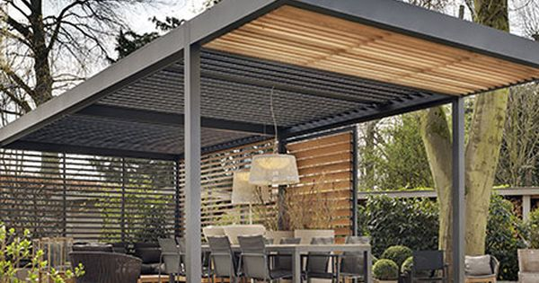 Create Free Standing Umrbis Patio Roof Structures To Cover
