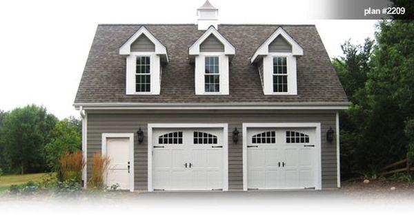 Just Garage Plans Garage Plans With Loft Farmhouse Garage Garage Plans Detached
