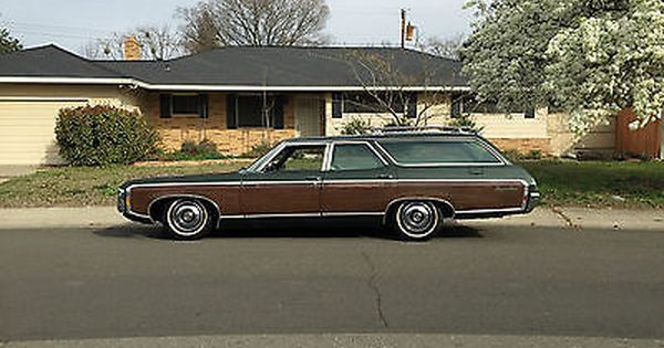 1969 Chevrolet Kingswood Estate Wagon Used Chevrolet Caprice For