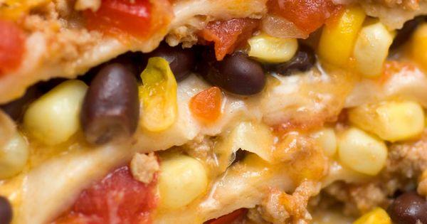 Mexican Lasagne recipe mexican lasagna