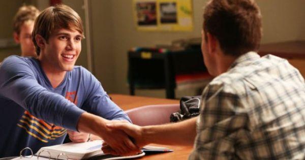 Glee S Blake Jenner Previews Ryder S Dyslexia And Finn As His Role Model Glee Season 4 Blake Jenner Glee
