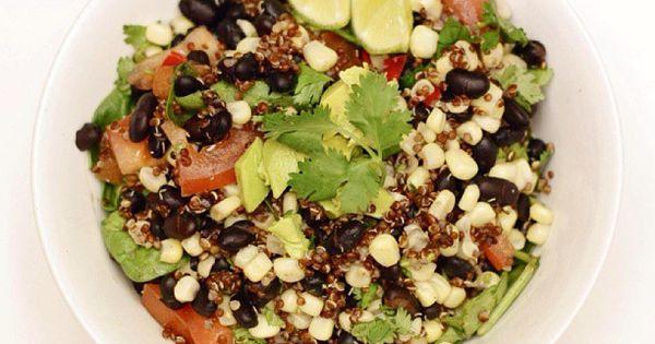Black bean burrito, Bean burritos and Burrito bowls on Pinterest