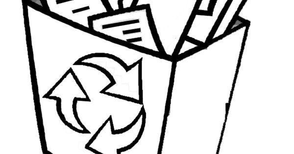 Earth Day Coloring Page Recycle Ecology, Free printable