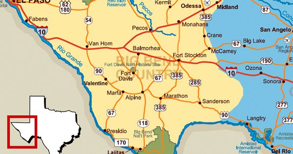 langtry texas map fort davis to fort stockton gardening that i